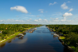 Intracoastal Waterway View_Palm Valley Bridge