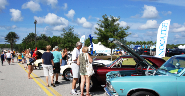 Classic Car Show at Nocatee