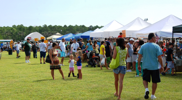 September Nocatee Farmers Market