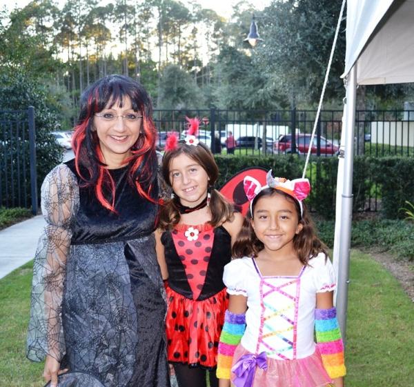 Nocatee Halloween Party 2013