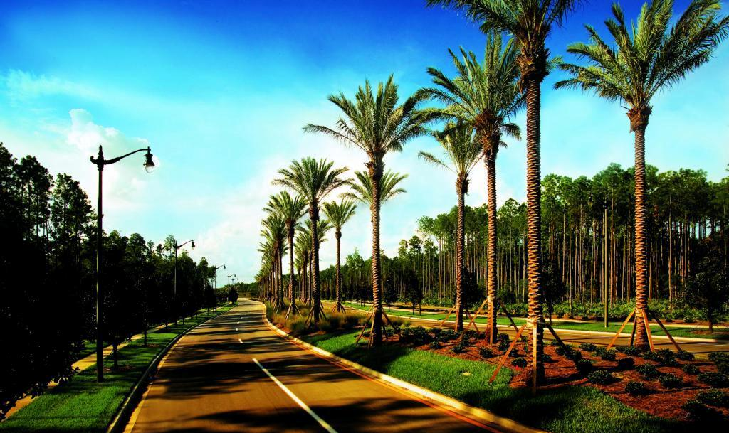 New homes at Nocatee, Ponte Vedra, Florida