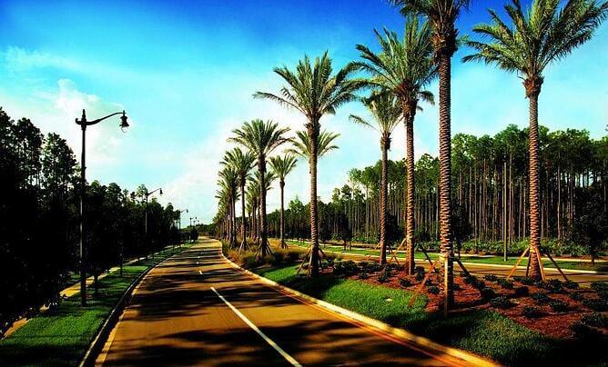 Crosswater Parkway at Nocatee Ponte Vedra