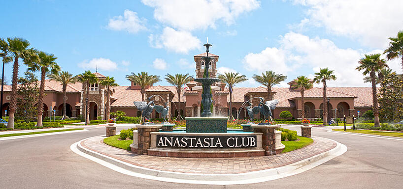 Anastasia Club for Del Webb Ponte Vedra Nocatee active adults