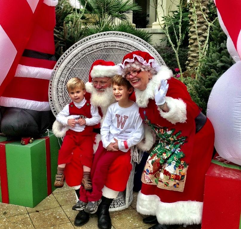 Nocatee Breakfast with Santa