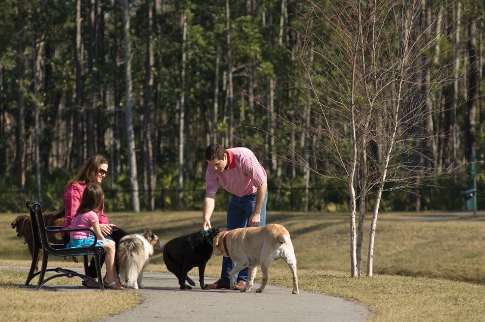 Nocatee Trails for Tails Dog Park