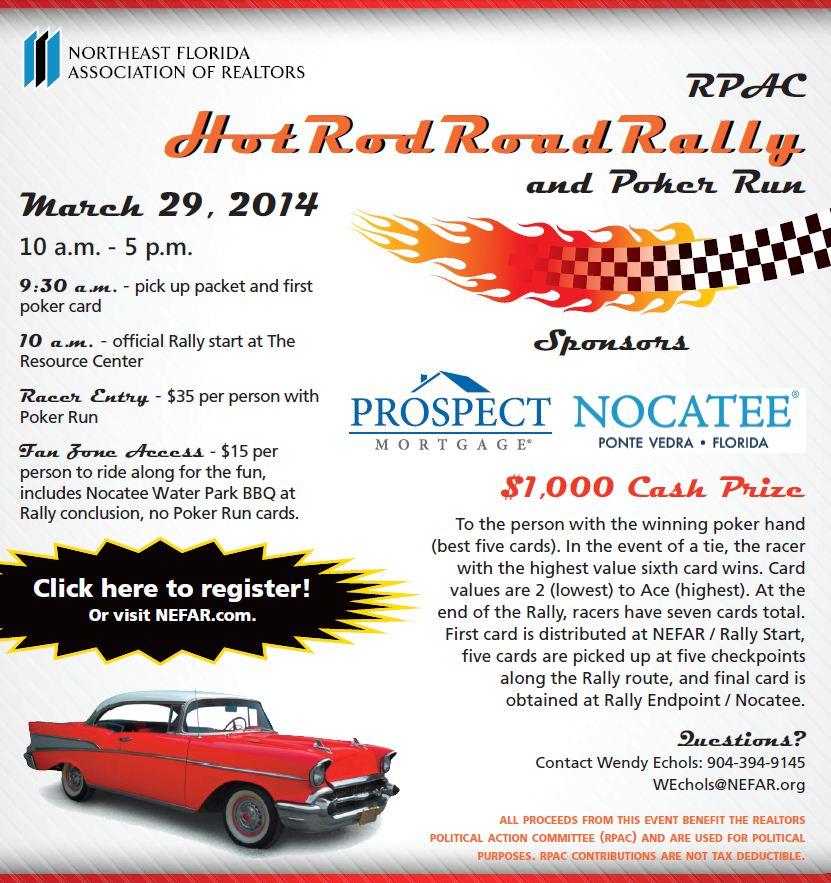 NEFAR Road Rally at Nocatee_2014
