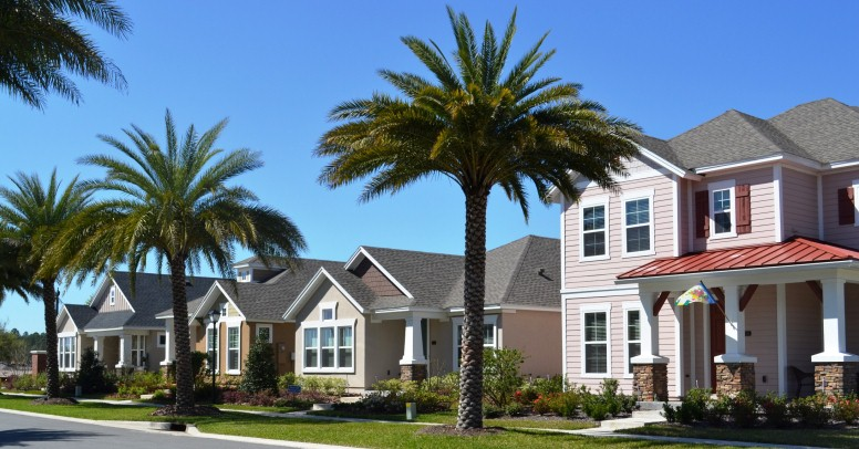David Weekley Homes in Enclave at Town Center