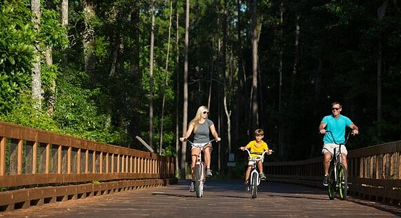 Nocatee Greenway Trail System