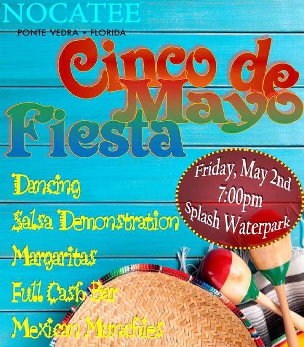 Nocatee Cinco De Mayo Fiesta and Adult Social