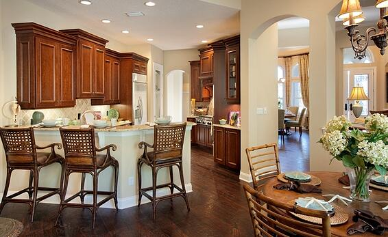 Toll Brothers in Coastal Oaks at Nocatee