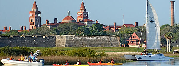 St. Augustine Recreational Activities