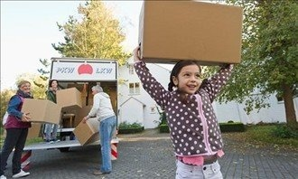 Moving with Children Tips