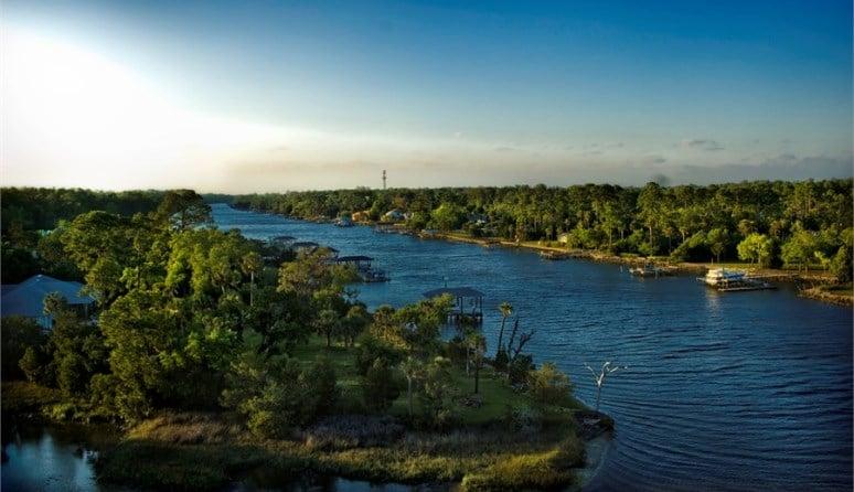 St. Johns County, Florida Intracoastal Waterway