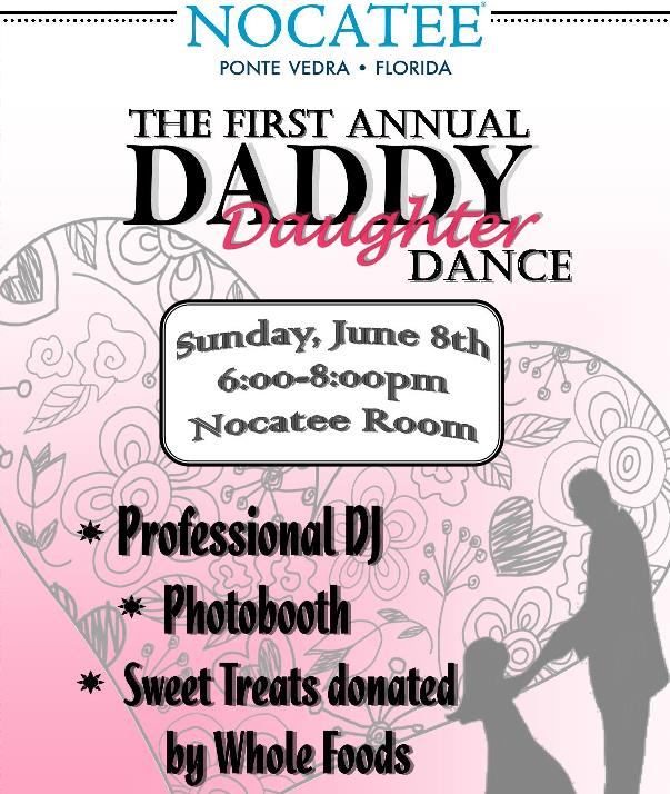 Nocatee Daddy Daughter Dance at Crosswater Hall