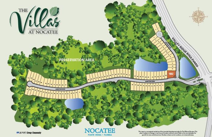 The Villas at Nocatee by Standard Pacific Homes