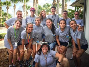 Nocatee Summer Camp Counselors