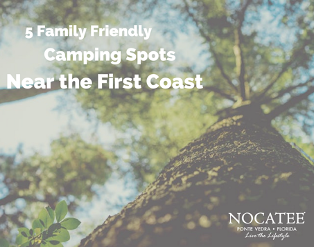 5 Family-Friendly Camping Spots