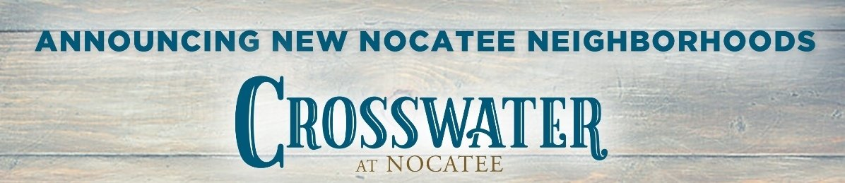 New Homes in Crosswater at Nocatee