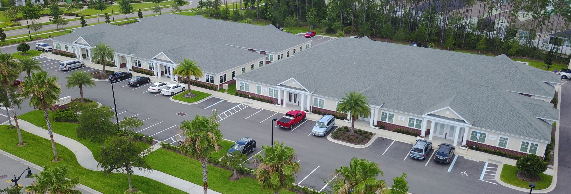 Town Plaza Offices at Nocatee