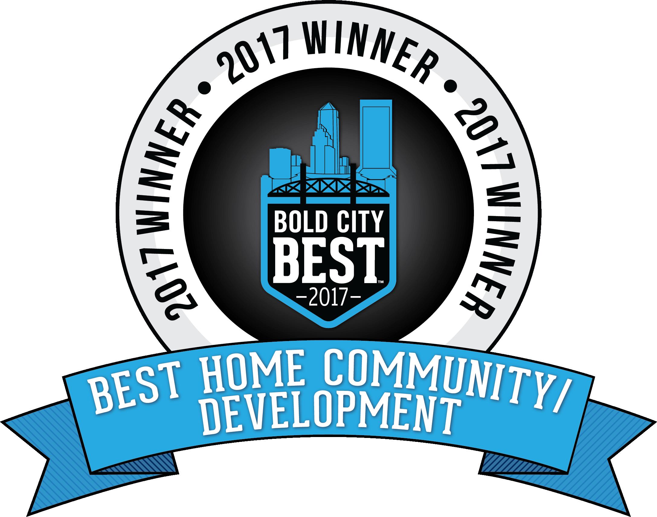 Nocatee Wins 2017 Bold City Best Home Community