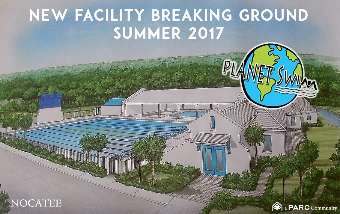 Planet Swim Aquatics Center at Nocatee