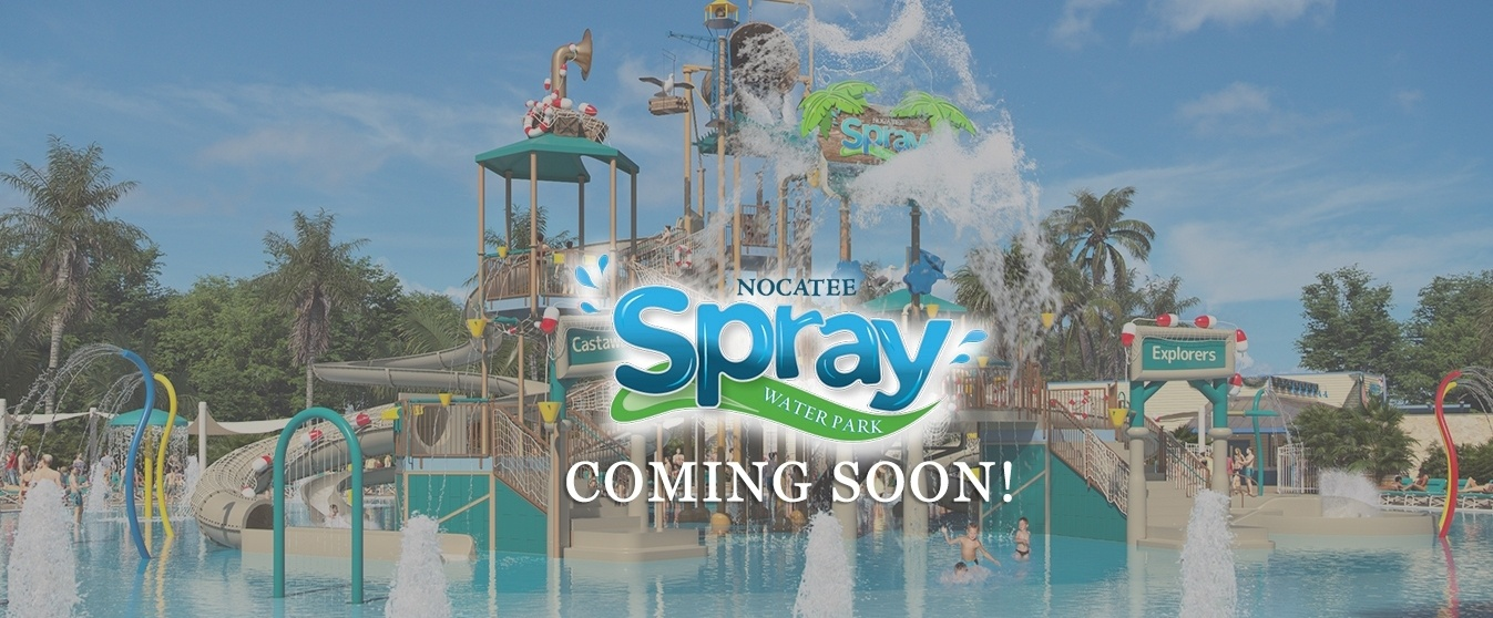 Nocatee Spray Park Coming Soon