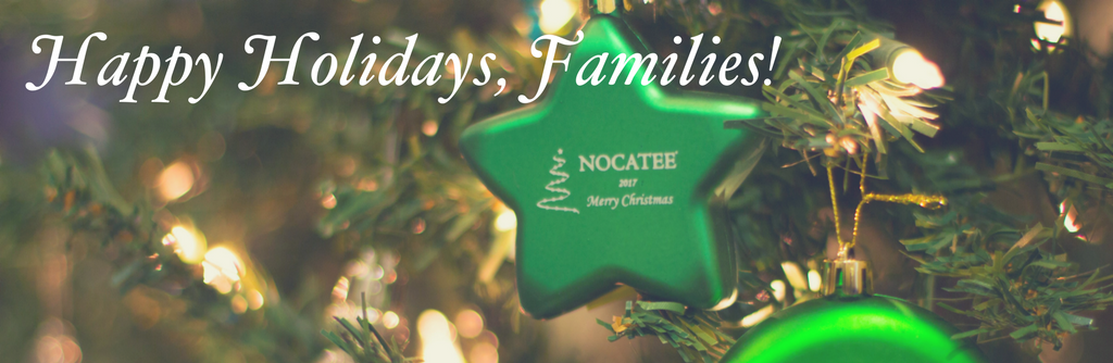 Christmas Tree Ornaments by Nocatee