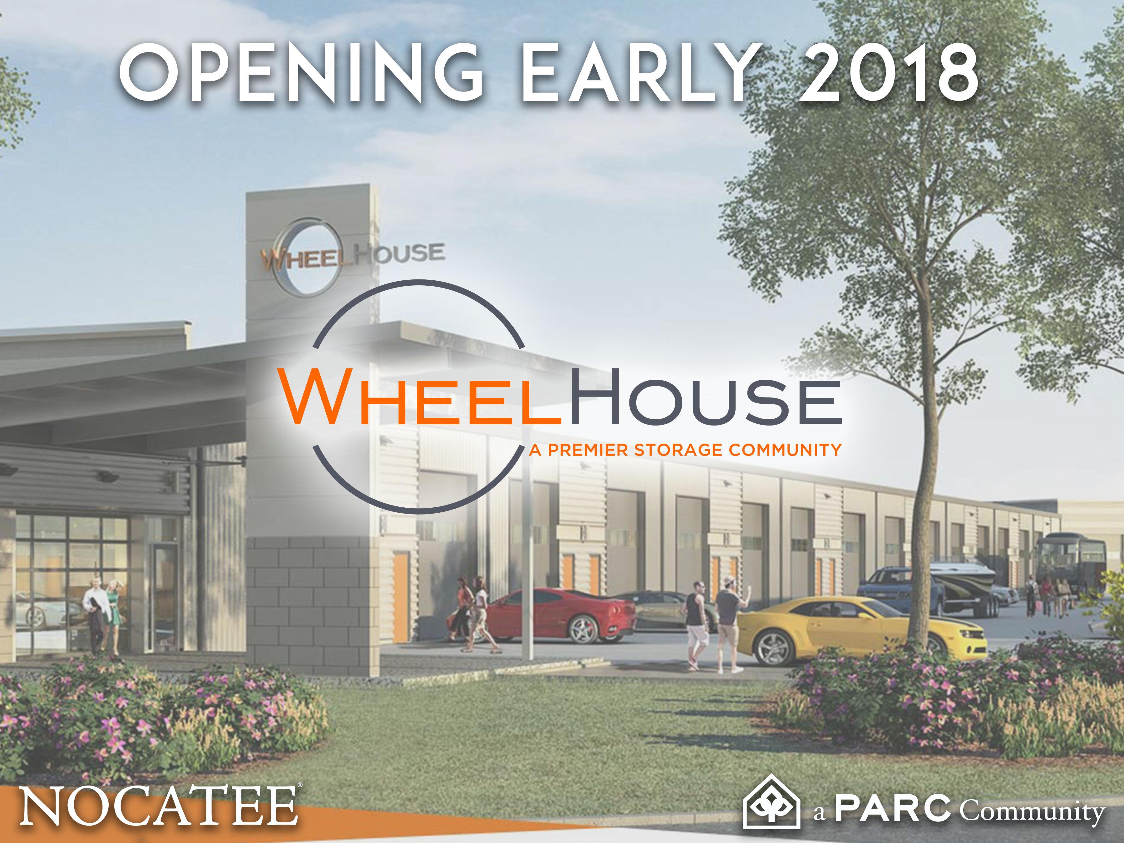 WheelHouse Storage at Nocatee