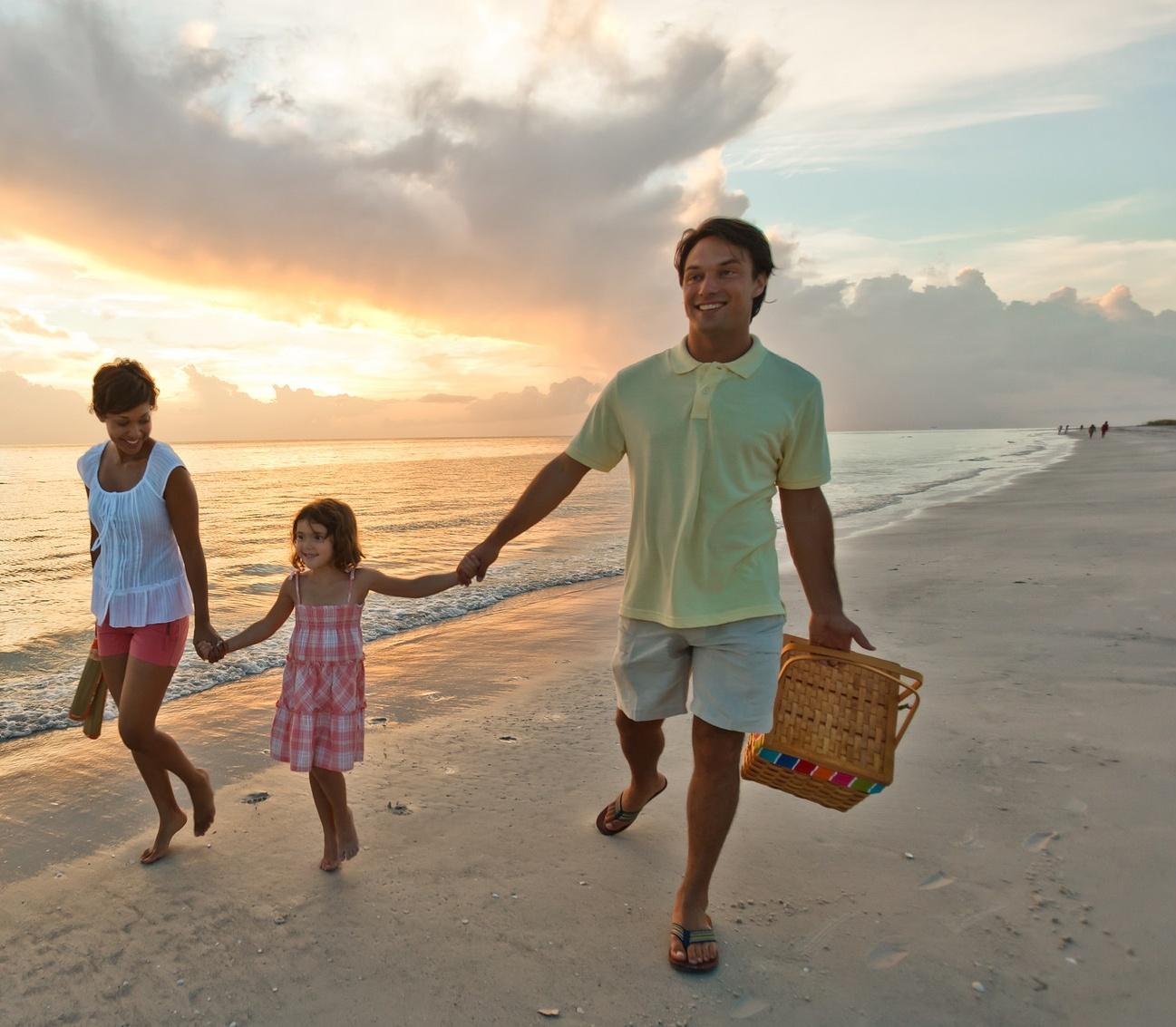 family - walking - persona - beach - summer - kid - picnic - ocean- blog post.jpg