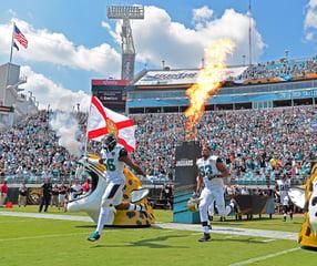 Jacksonville Jaguars, from Jaguars Facebook Page