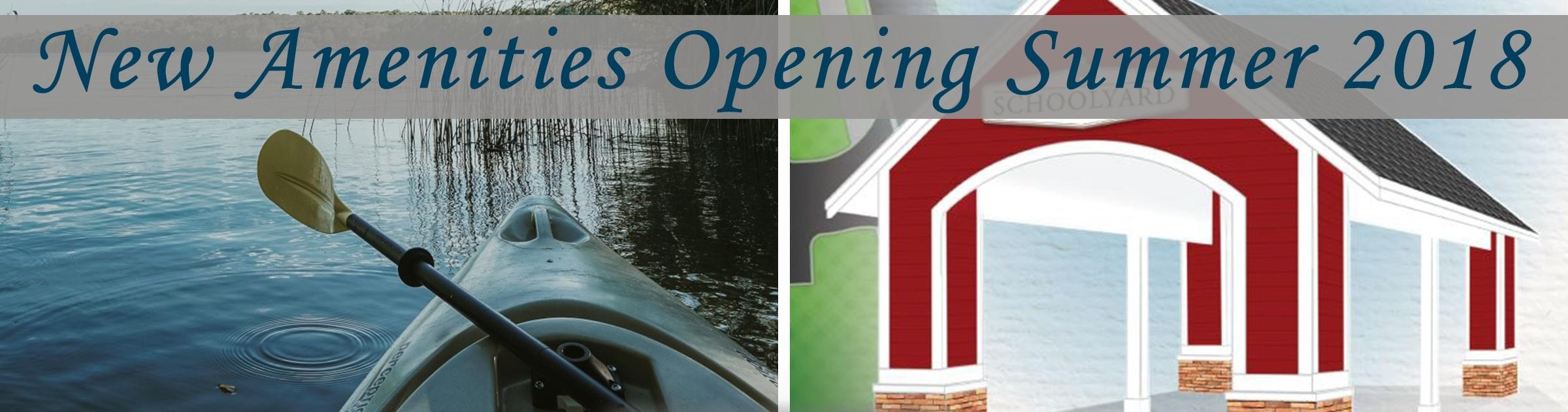 New Nocatee Amenities Opening Summer 2018