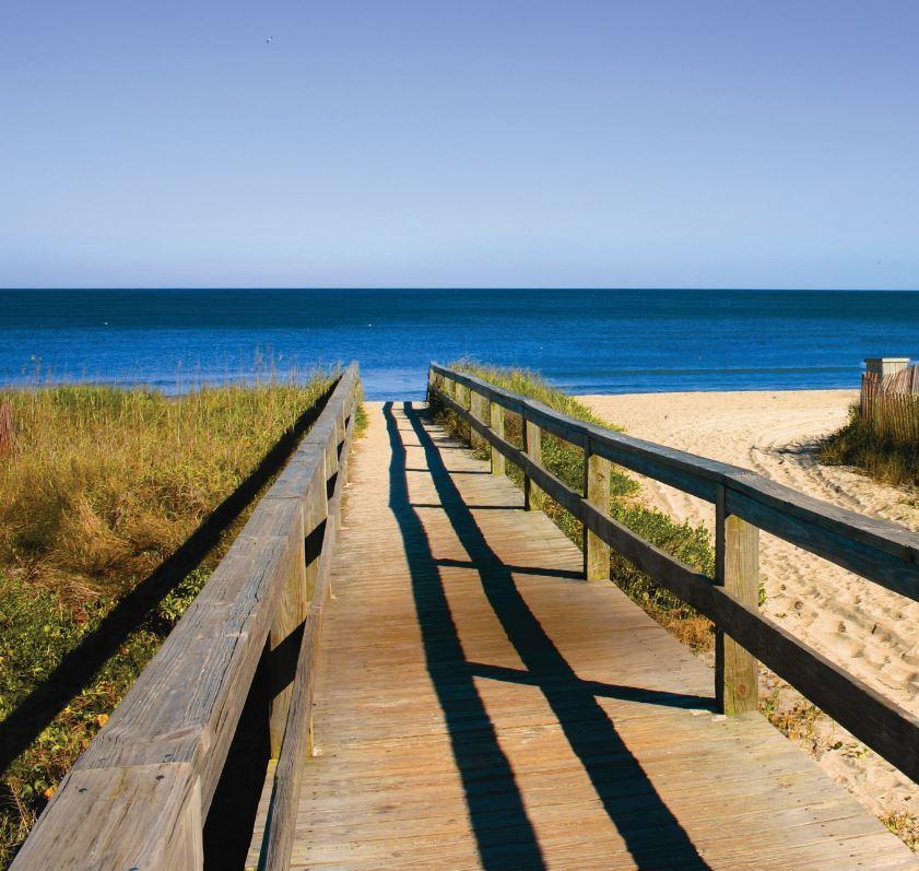 Micklers Beach Access