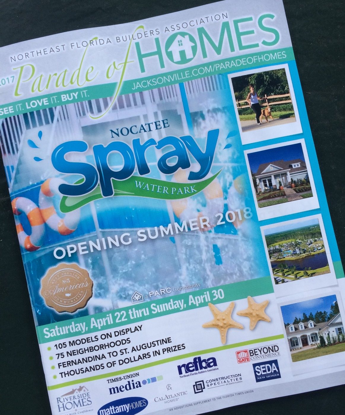 Parade of Homes 2017 Official Publication