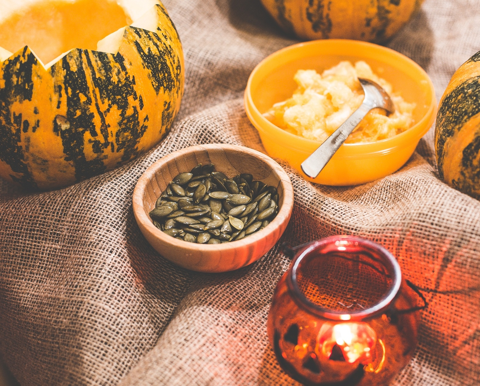 Pumpkin Additions to Recipes and Meals