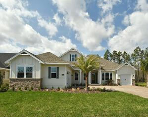 The Bradbury New Home by Dostie Homes in Nocatee