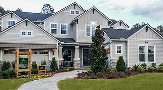 Brooke Model by ICI Homes in The Outlook at Twenty Mile