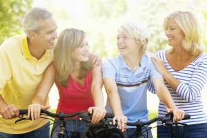 Active and healthy families