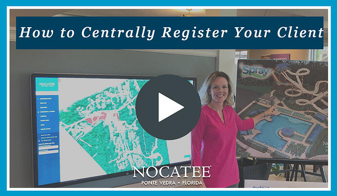 Nocatee's Central Registration System at Nocatee