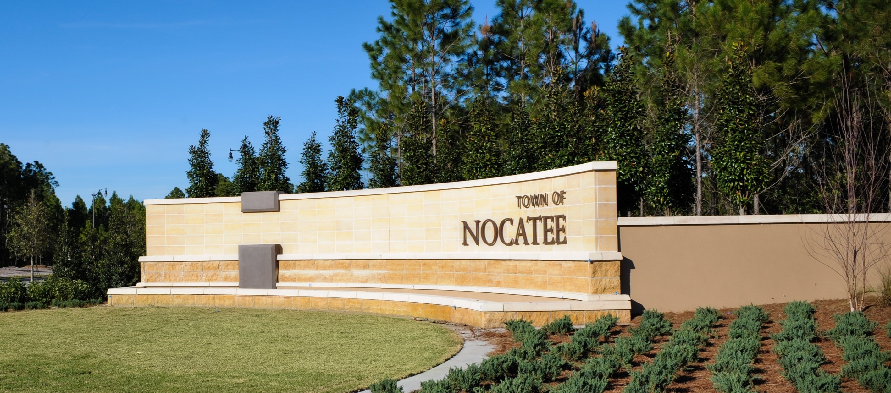 Nocatee Entry Monument-1