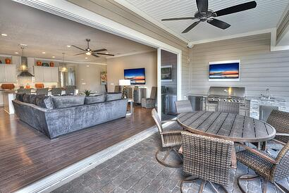 Costa Mesa Model by ICI Homes in Timberland Ridge