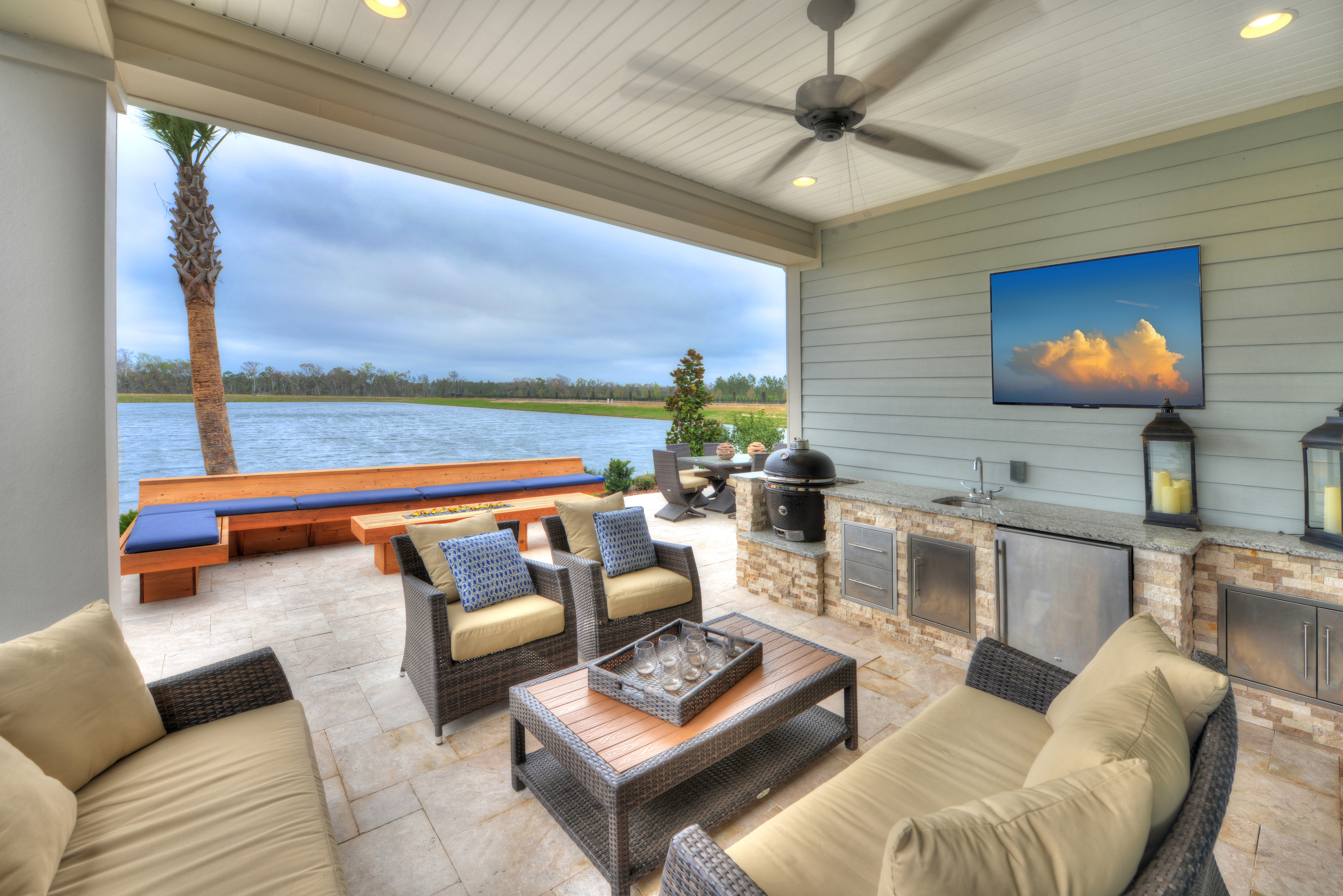 Monroe Model by ICI Homes in Nocatee's Liberty Cove at Crosswater
