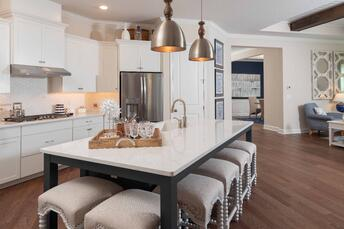 Providence Homes' Magnolia Model in The Colony at Twenty Mile