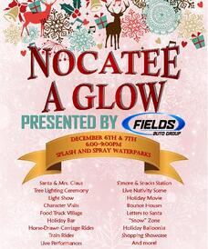 Nocatee A Glow 2019