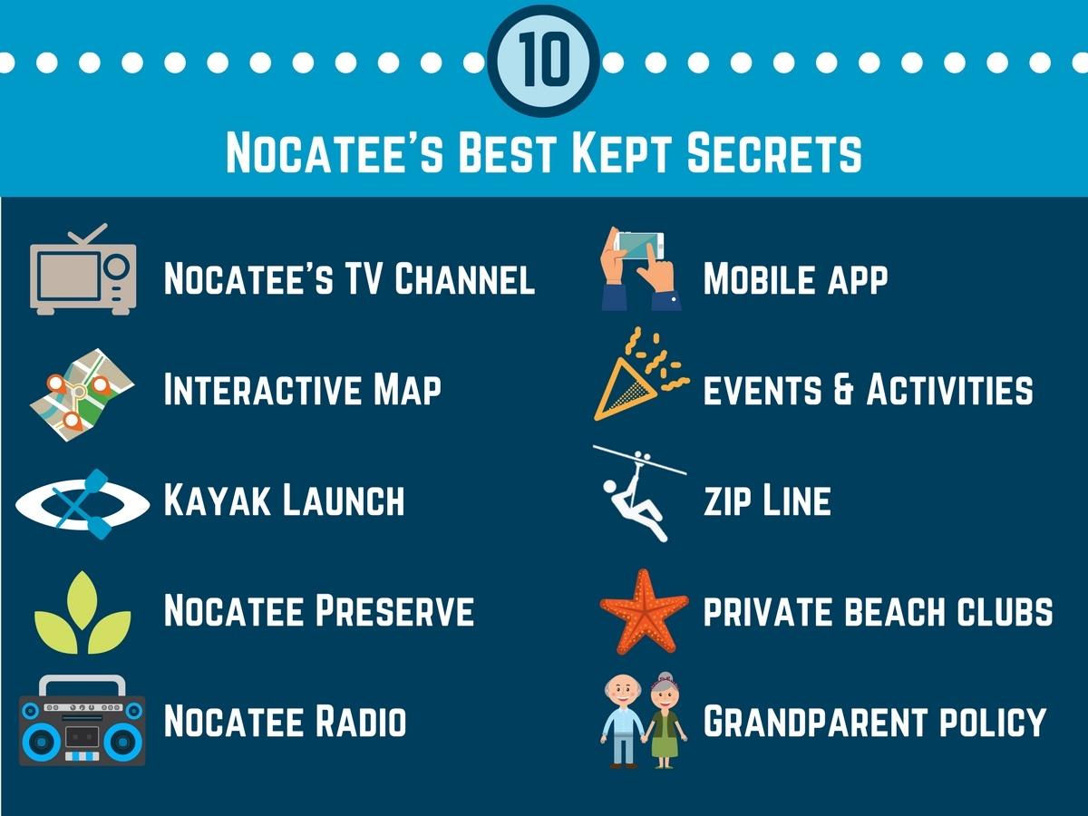 Nocatee's 10 Best Kept Secrets