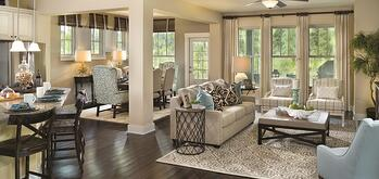 Open Floor Plan 1024