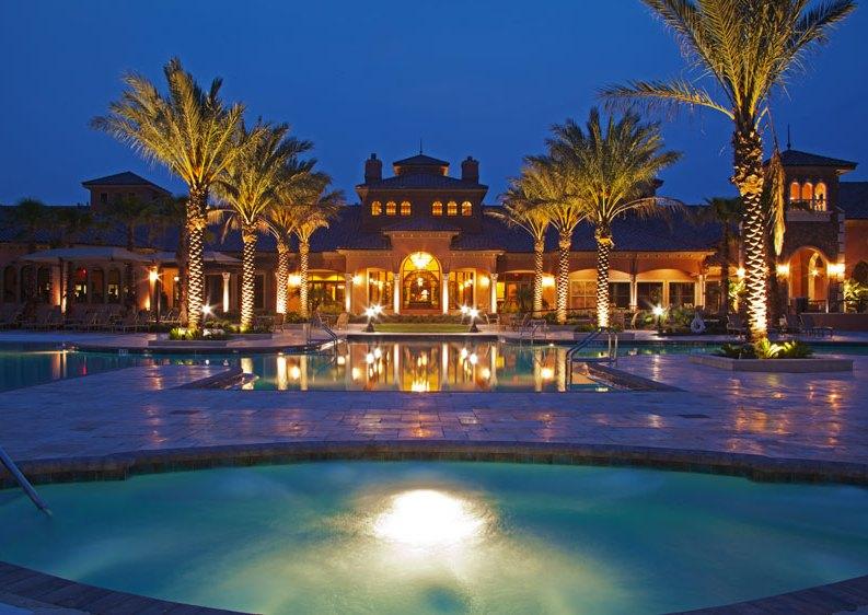 Resort-style Anastasia Club at Del Webb Ponte Vedra