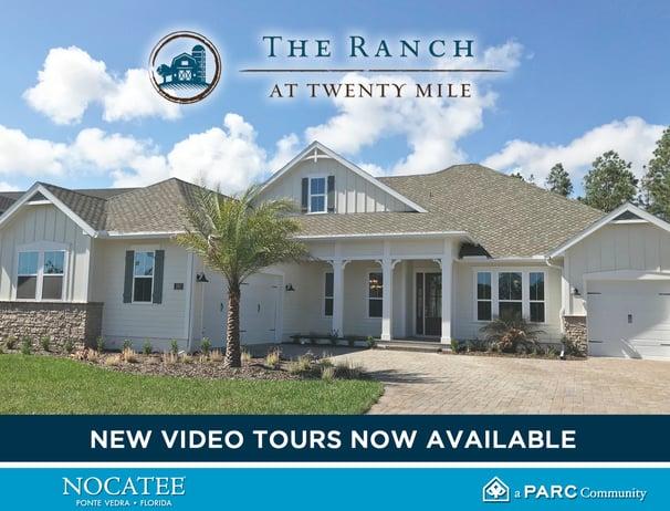 The Ranch at Twenty Mile Walk-through Wednesday Videos