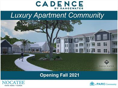 Cadence at Nocatee Luxury Apartments