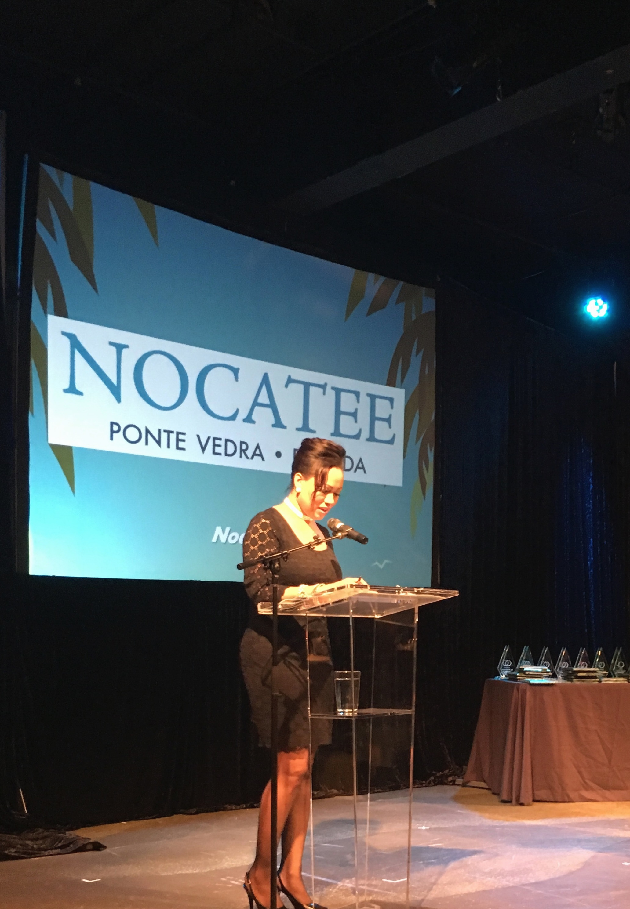 Nocatee Wins Big at 2016 Laurel Awards Gala by NEFBA SMC at Alhambra Theatre