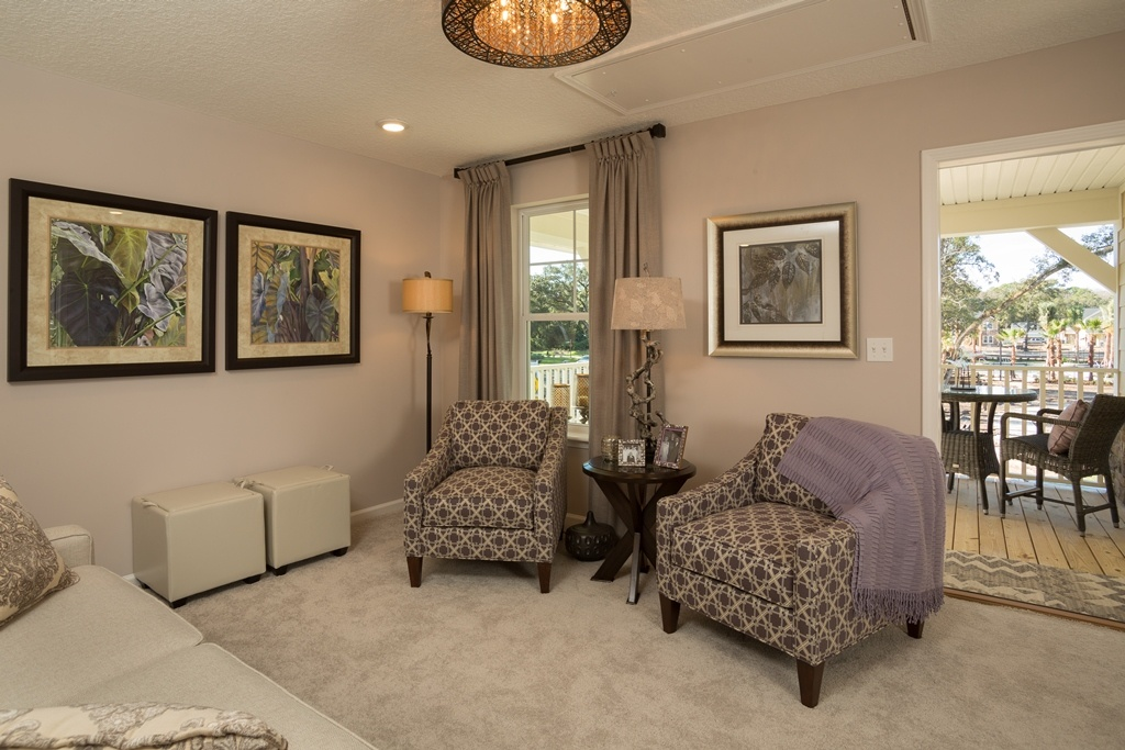 Providence Homes in Twenty Mile at Nocatee